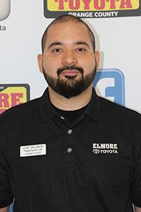 Luis Delgado Bio Image