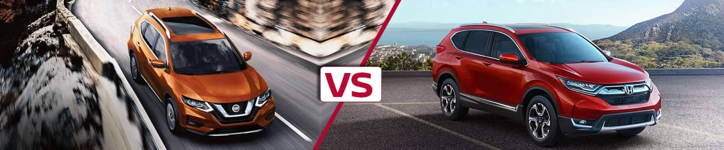 Premier Nissan of Fremont 2019 Nissan Rogue Vs CR-V