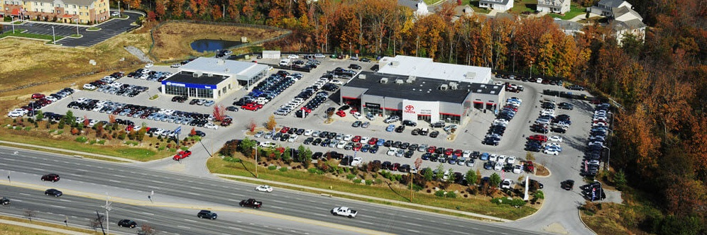 Toyota Dealership near Calvert County, MD