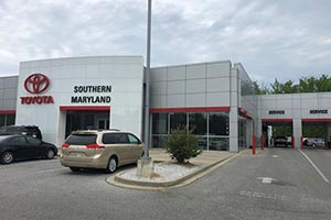 Toyota Service near Calvert County, MD