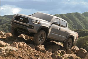 Toyota Tacoma Performance Features