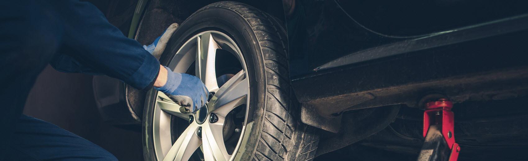 Tire Center   Waycross, GA