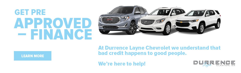 Car Dealership In Claxton Ga Durrence Layne Chevrolet