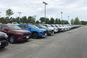 Used Car Models near Calvert County, MD