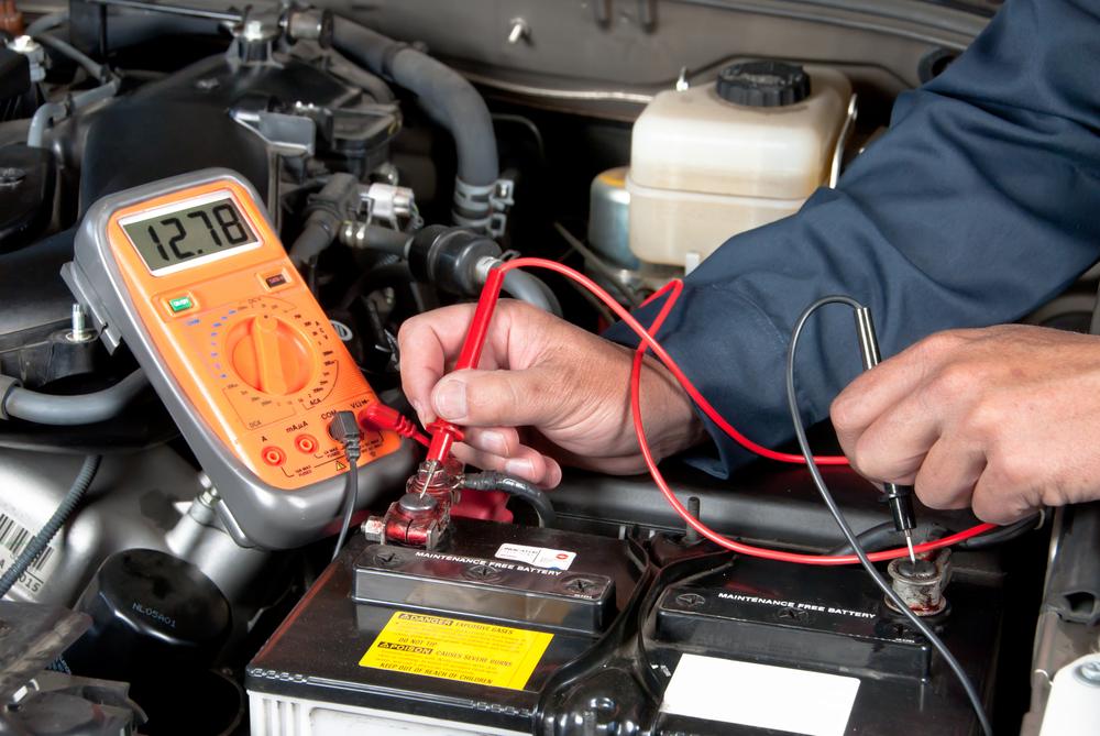 Testing Car Battery | Waycross, GA