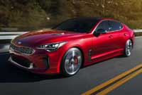 2019 Kia Stinger near Hannibal