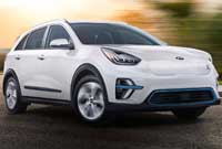2019 Kia Niro EV near Hannibal