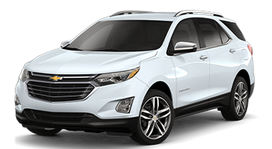 2019 Chevrolet Equinox in White at Classic Chevrolet