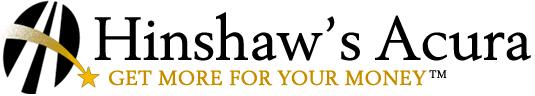 Hinshaw's Acura Logo