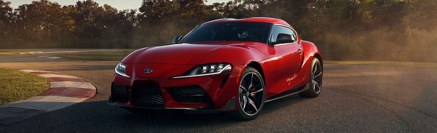 The 2020 Toyota Supra is Here in Cleveland, OH