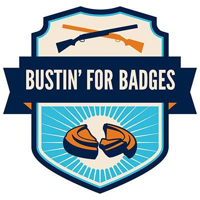 Bustin' for Badges