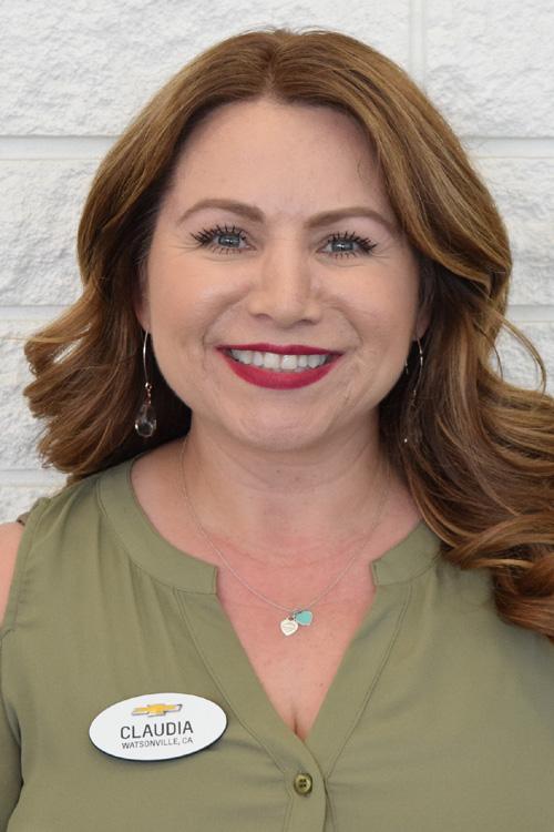 Claudia  Bio Image