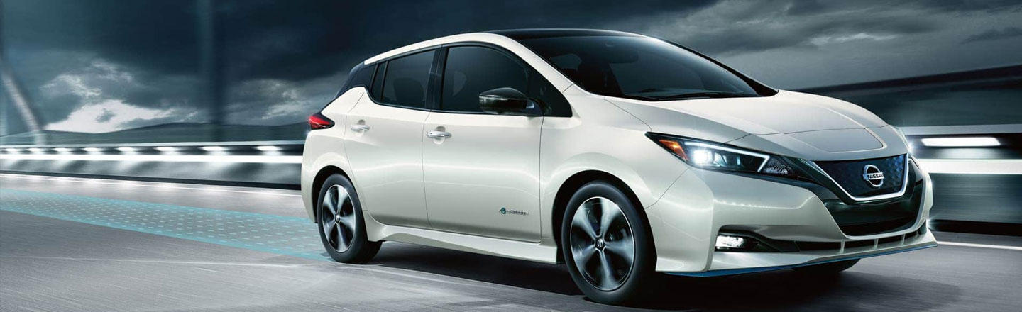 Finance the New 2019 Nissan LEAF, in Florence, AL