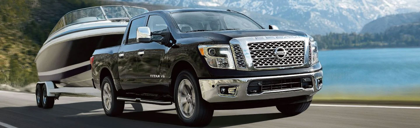 Test Drive the New 2019 Nissan Titan Truck in Florence, Alabama