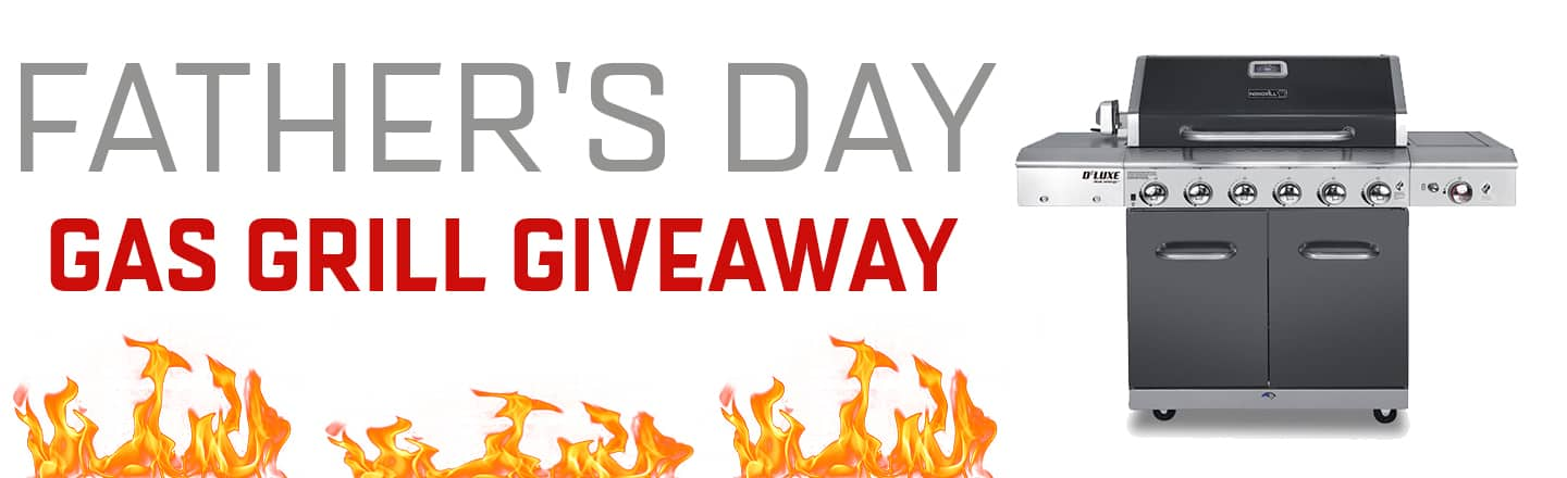 Legend Auto Sales Fathers Day Gas Grill Giveaway