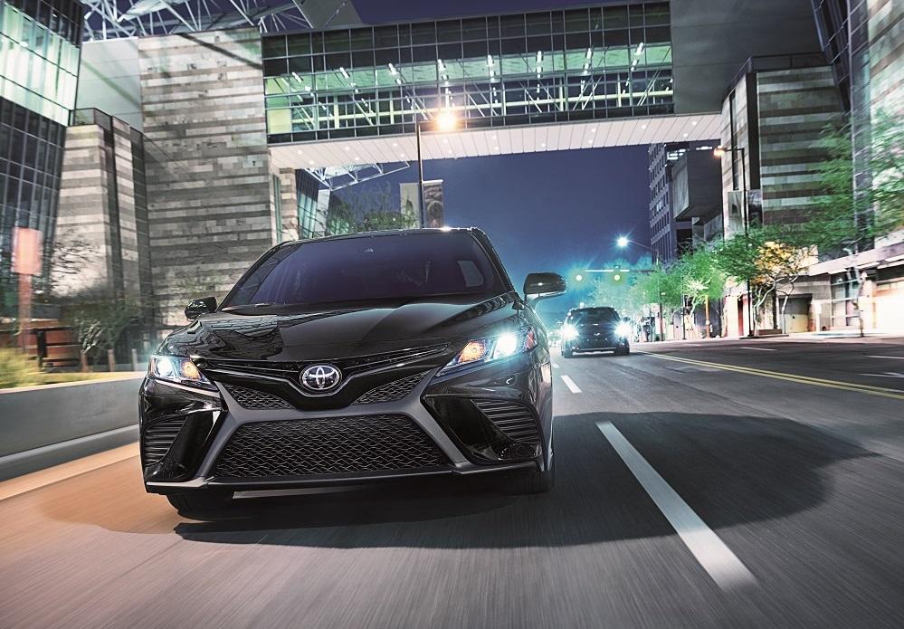 Toyota Camry Engine Specs