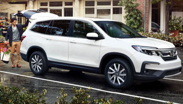 2019 Honda Pilot in Elgin, IL