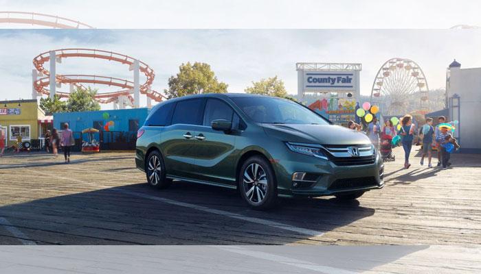 2019 Honda Odyssey for South Elgin, IL