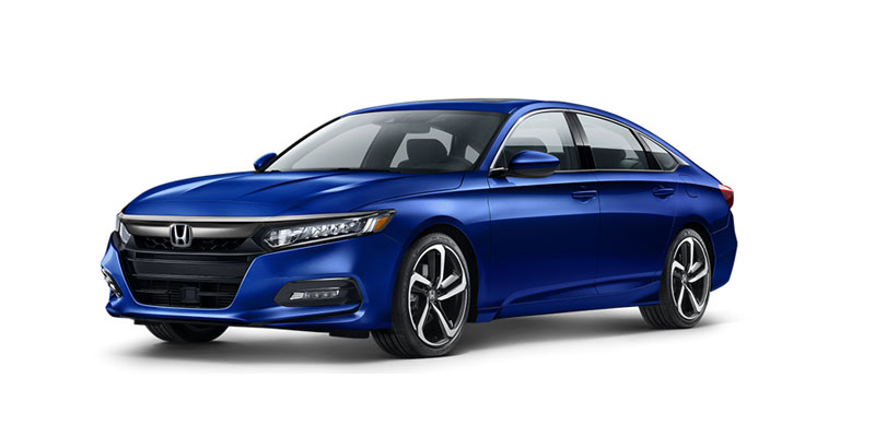 The 2019 Honda Accord Sport available at McGrath Honda in Elgin, IL