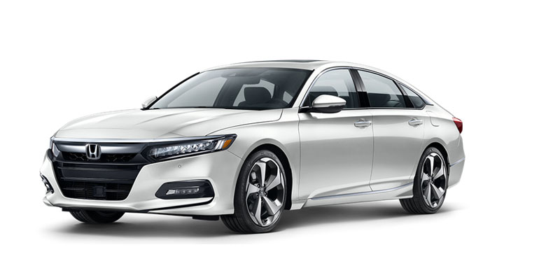 The 2019 Honda Accord Touring Edition available at McGrath Honda in Elgin, IL