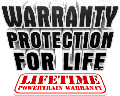 warranty protection for life