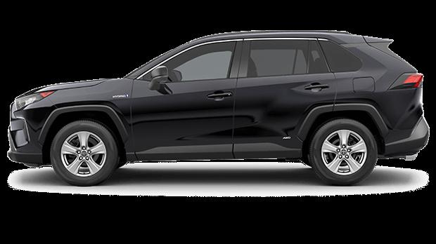2019 Toyota RAV4 LE Hybrid