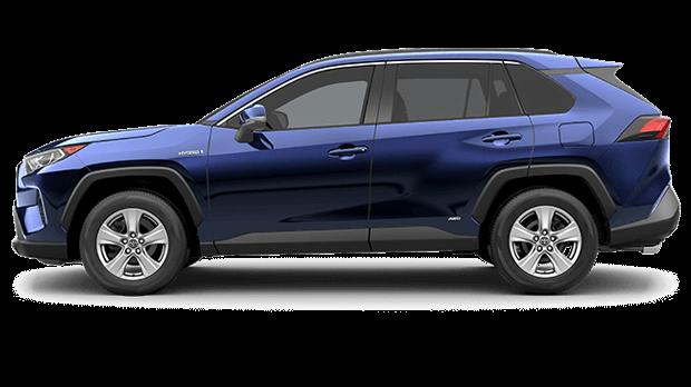 2019 Toyota RAV4 XLE Hybrid