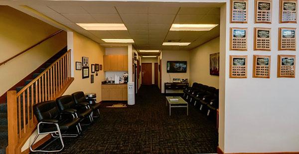 Service At South Tacoma Autocenter Inside Waiting Area