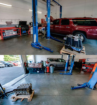 Keep your running well with the service department from South Tacoma Auto