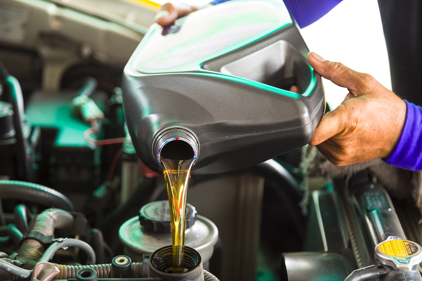 How Motor Oil Functions