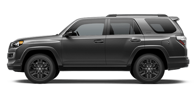 2019 Toyota 4Runner LTD Nightshade Edition