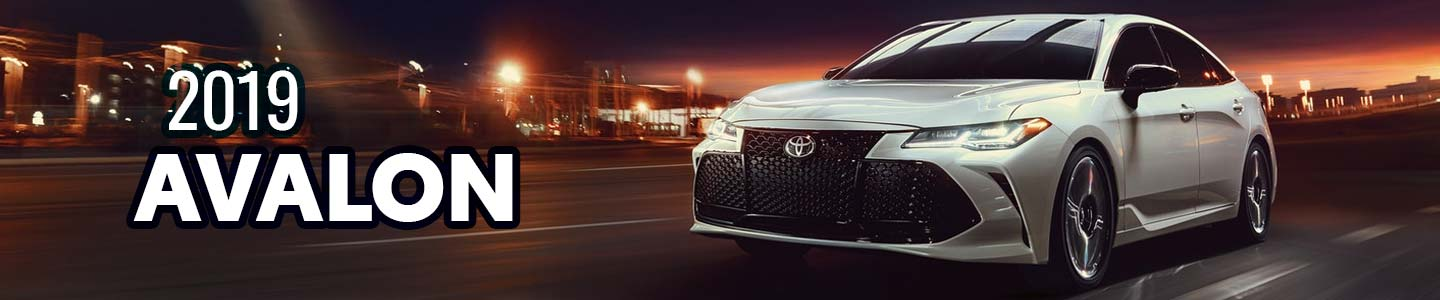 View The Features Of The New 2019 Toyota Avalon At Elmore Toyota