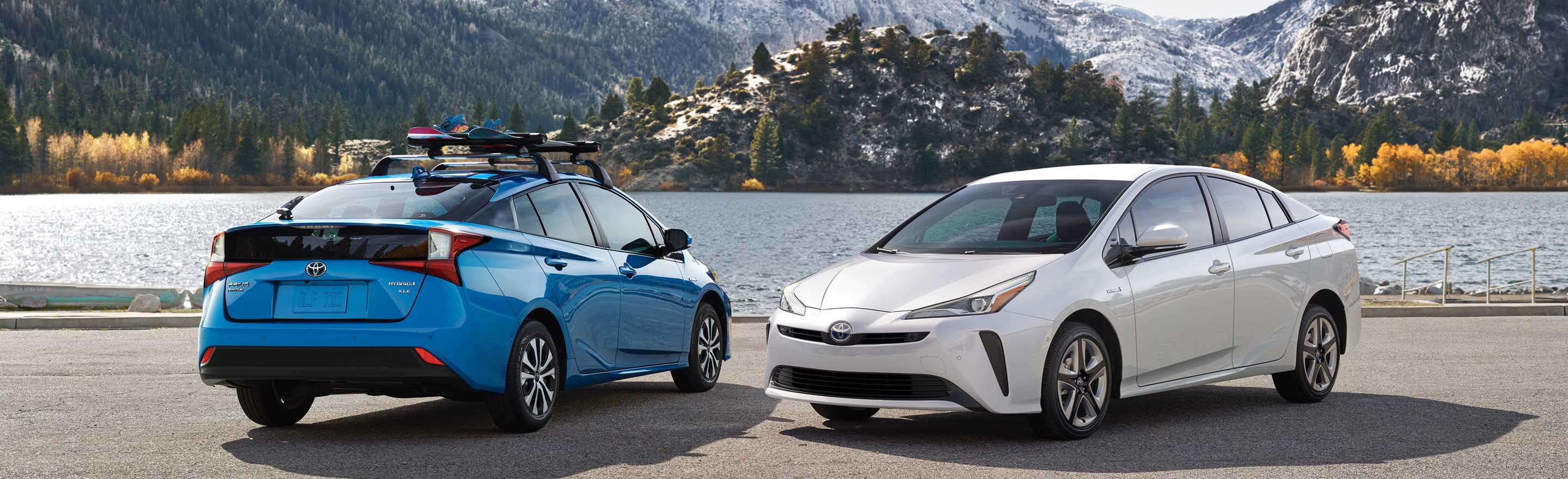 2019 Prius On Road at Durant Toyota