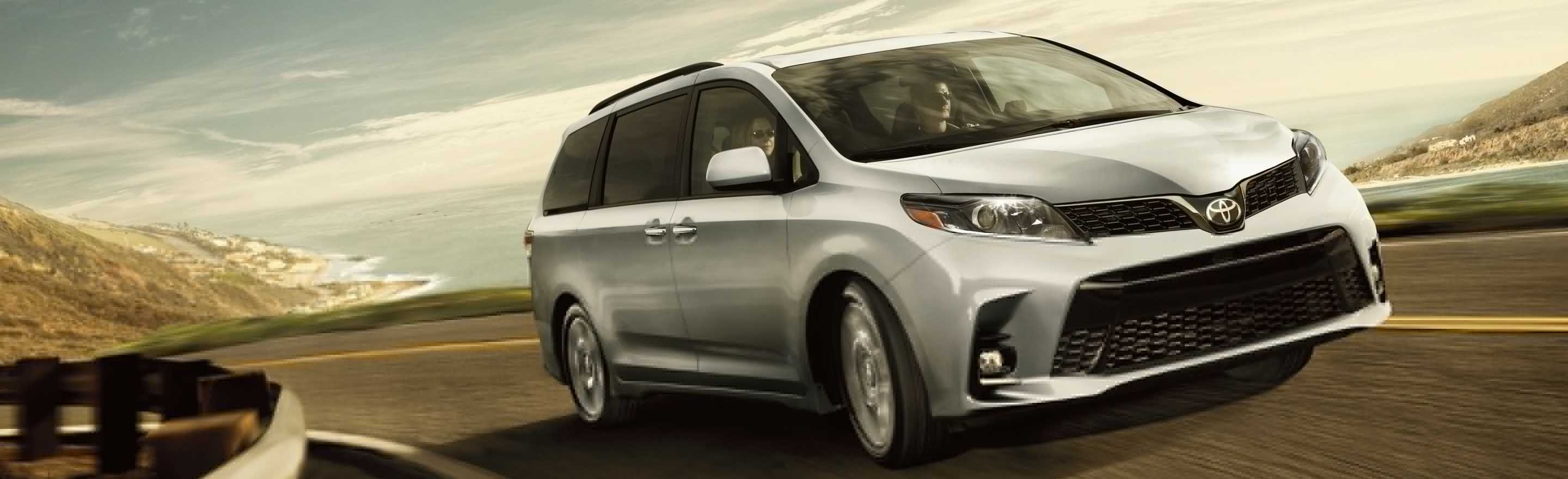 2019 Sienna On Road at Durant Toyota
