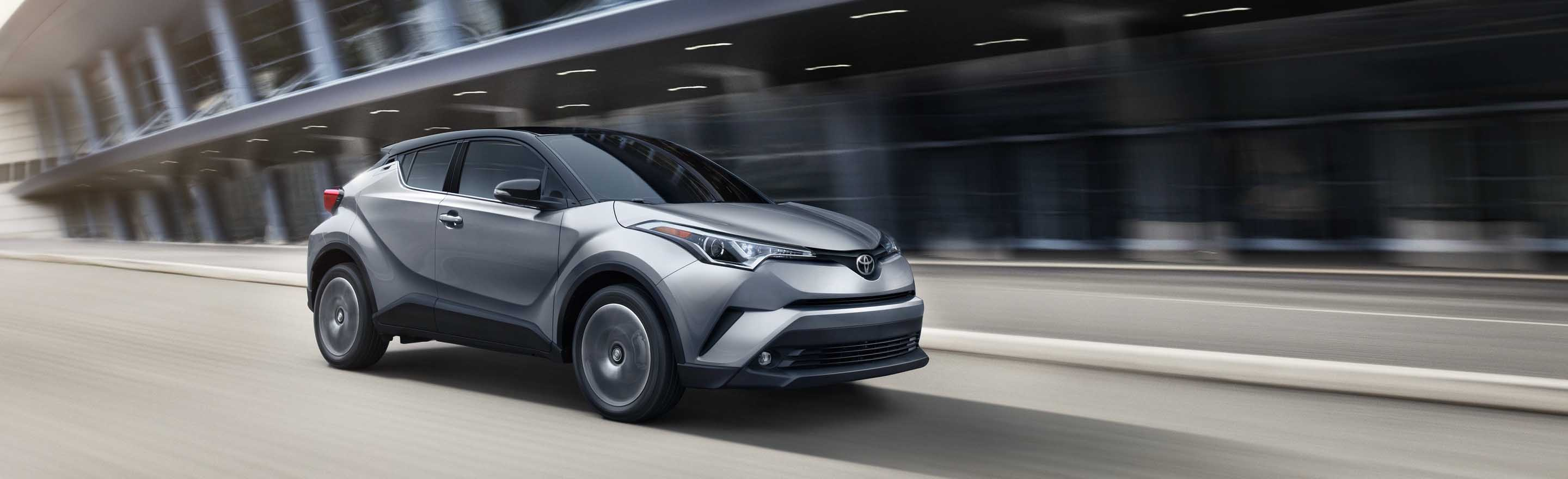 2019 C-HR On Road at Durant Toyota