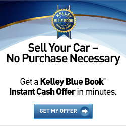 get a kelley blue book instant cash offer in minutes.