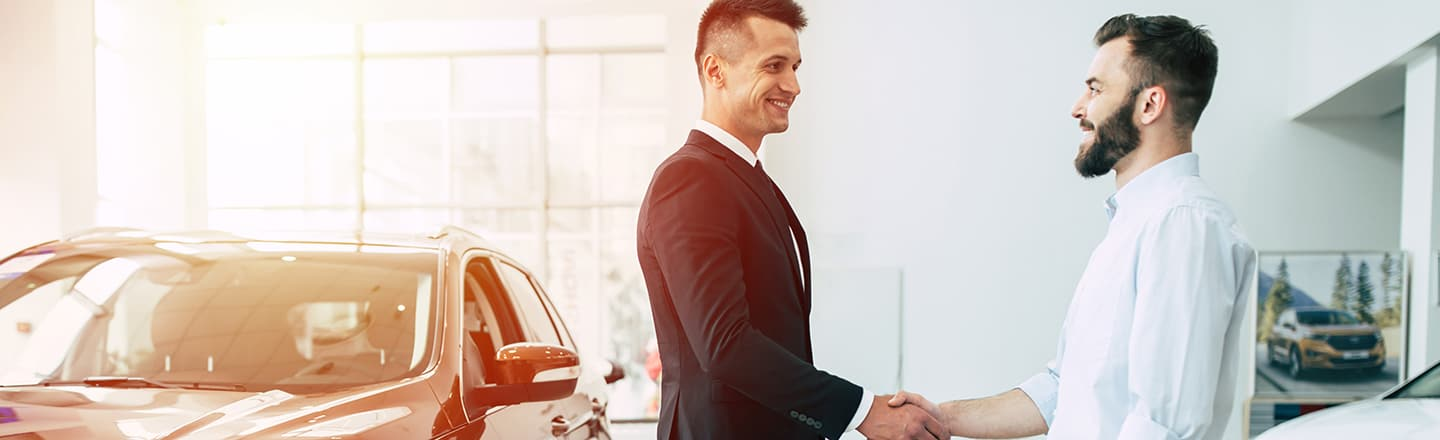 Appraise the Value of Your Trade-In Vehicle In Tuscumbia, Alabama