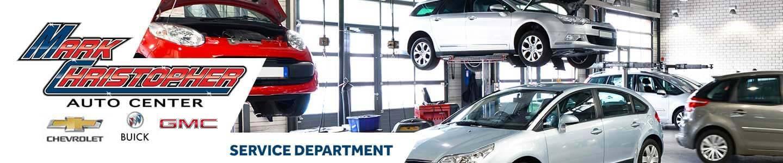Mark Christopher Auto Center Service Department