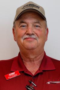 Bill Tolbert Bio Image