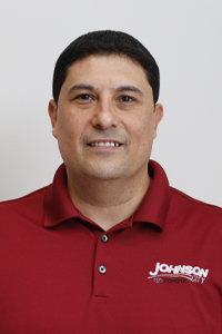 Javier Comancho Bio Image