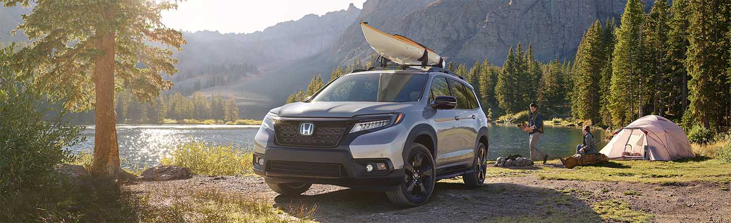 See The New 2019 Honda Passport SUV In Davis, California