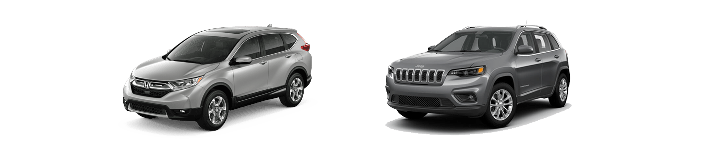 Let's Explore The Differences Between The Honda CR-V & The Jeep Cherokee