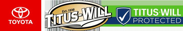 Titus Will Toyota logo