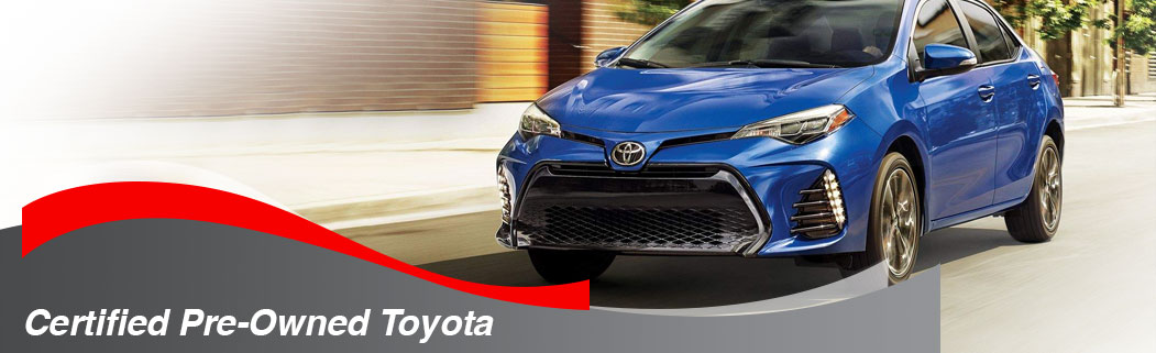 Toyota Certified Pre-Owned In New Iberia, LA, Removes the Guesswork