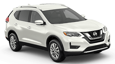<small>2019 Nissan</small><br> Rogue SV FWD