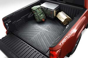 Toyota Tacoma Bed Features