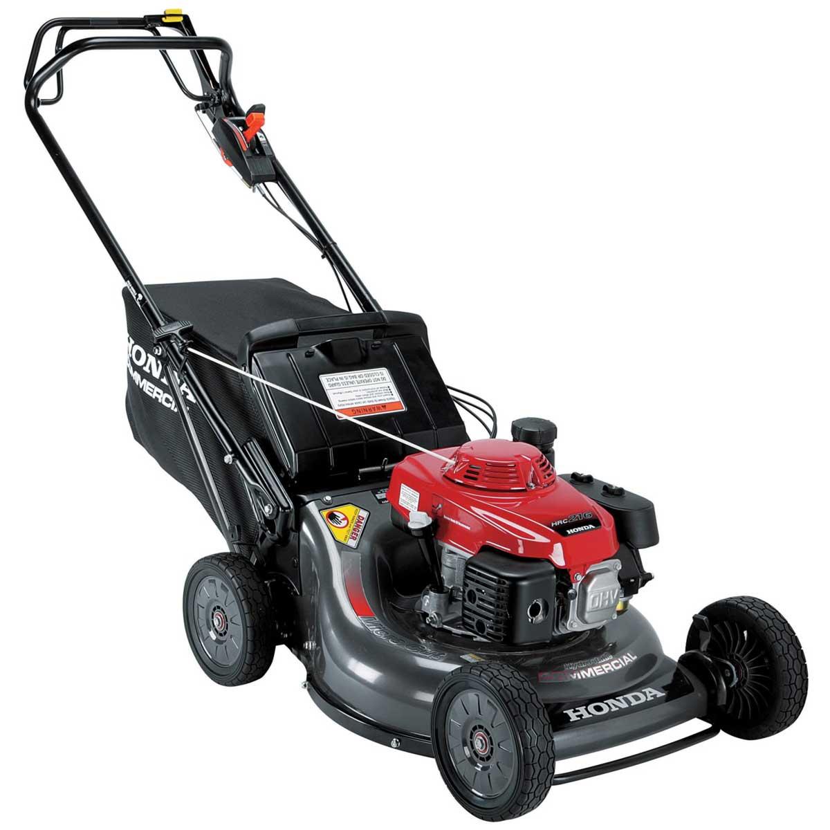 Honda Lawnmower HRC216HXA