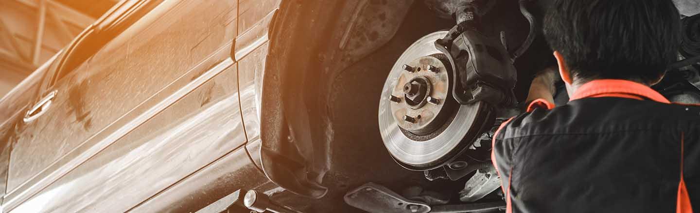 Brake Repair for Vehicles