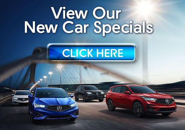 Fayetteville Acura New Car Specials