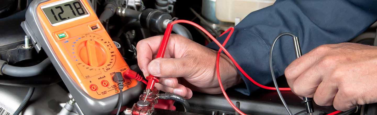 Battery Diagnostics and Replacements